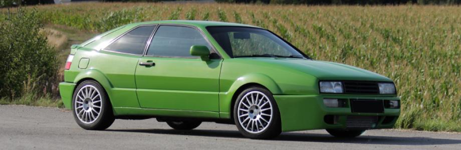 Softwareoptimierung Chiptuning Ökotuning für ihren VW Corrado 53i