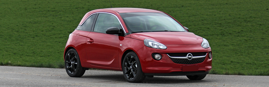 Softwareoptimierung Chiptuning Ökotuning für ihren Opel Adam
