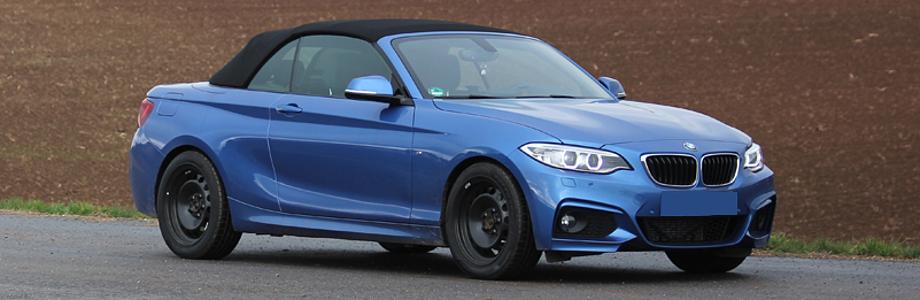 Softwareoptimierung Chiptuning Ökotuning für ihren BMW 2er F22