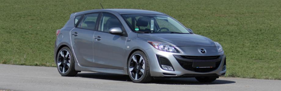 Softwareoptimierung Chiptuning Ökotuning für ihren Mazda