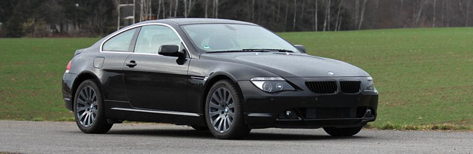 Softwareoptimierung Chiptuning Ökotuning für ihren BMW 6er E63