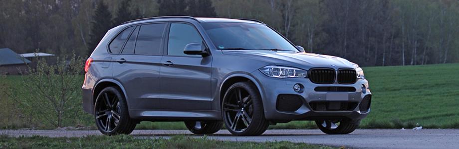 Softwareoptimierung Chiptuning Ökotuning für ihren BMW X5 F15